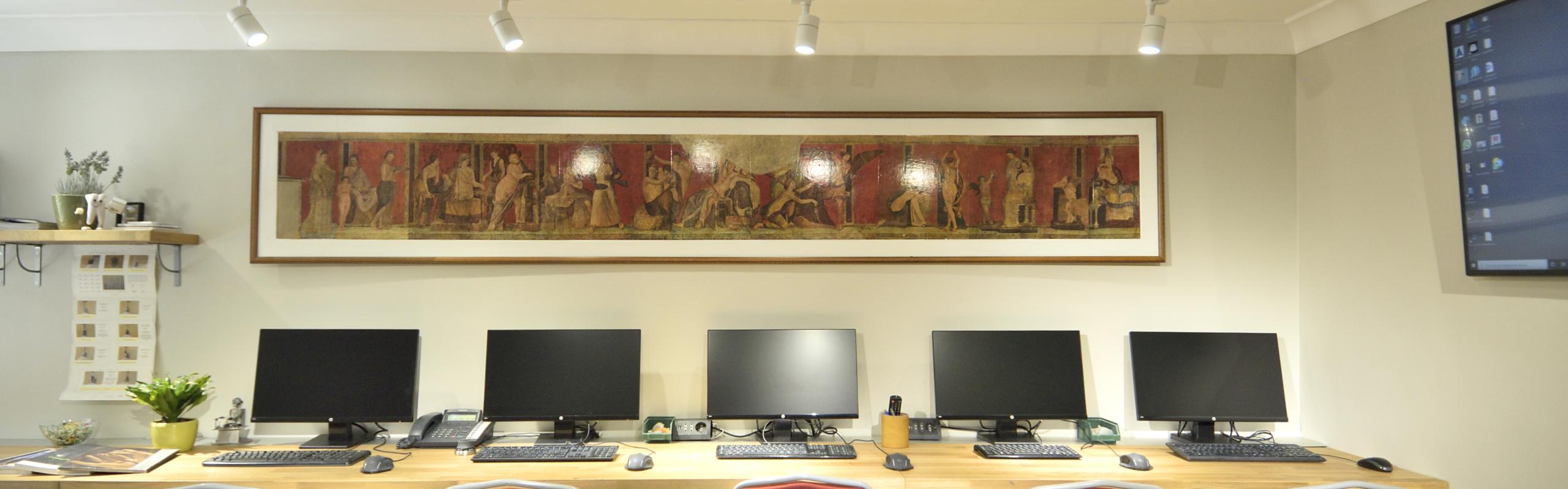 Sala CAD Bio3d